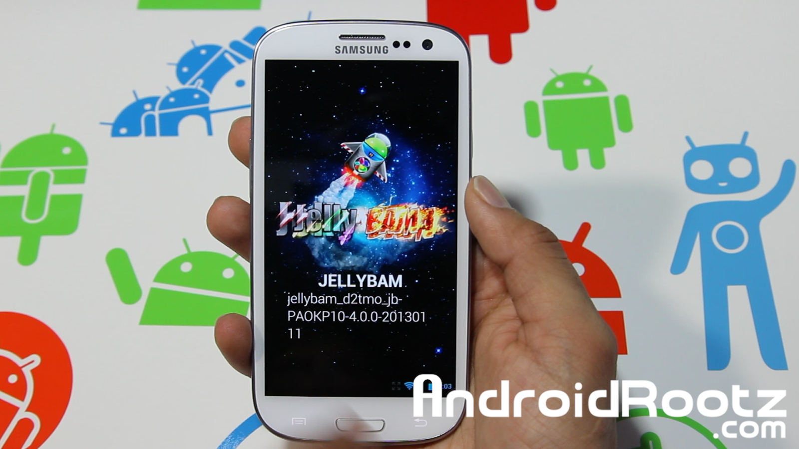 JellyBam ROM for Galaxy S3! T-Mobile/i9300 ~ AndroidRootz