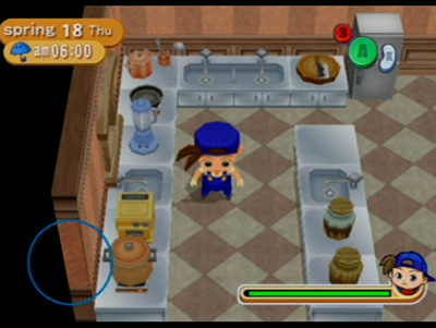 Game Harvest Moon Buat Hp