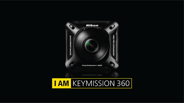 Kamera Action Cam Nikon Key Mission 360, Sebagai Pesaing Berat Camera GoPro