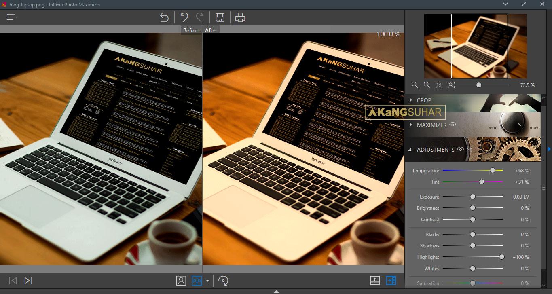 Download InPixio Photo Maximizer 4.0.6288 Full Version Terbaru
