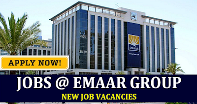 Latest Jobs At Emaar Group Dubai
