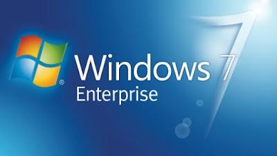 Windows 7 Enterprise Key Activation