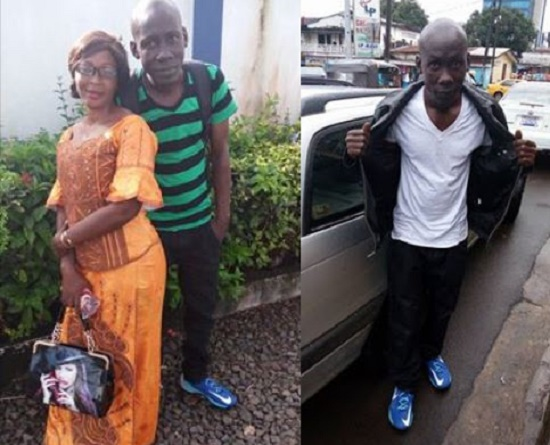 Gbagam!!! How A Liberian Man Vows To Divorce Wife In Order To Marry Buhari's Daughter (Photos)