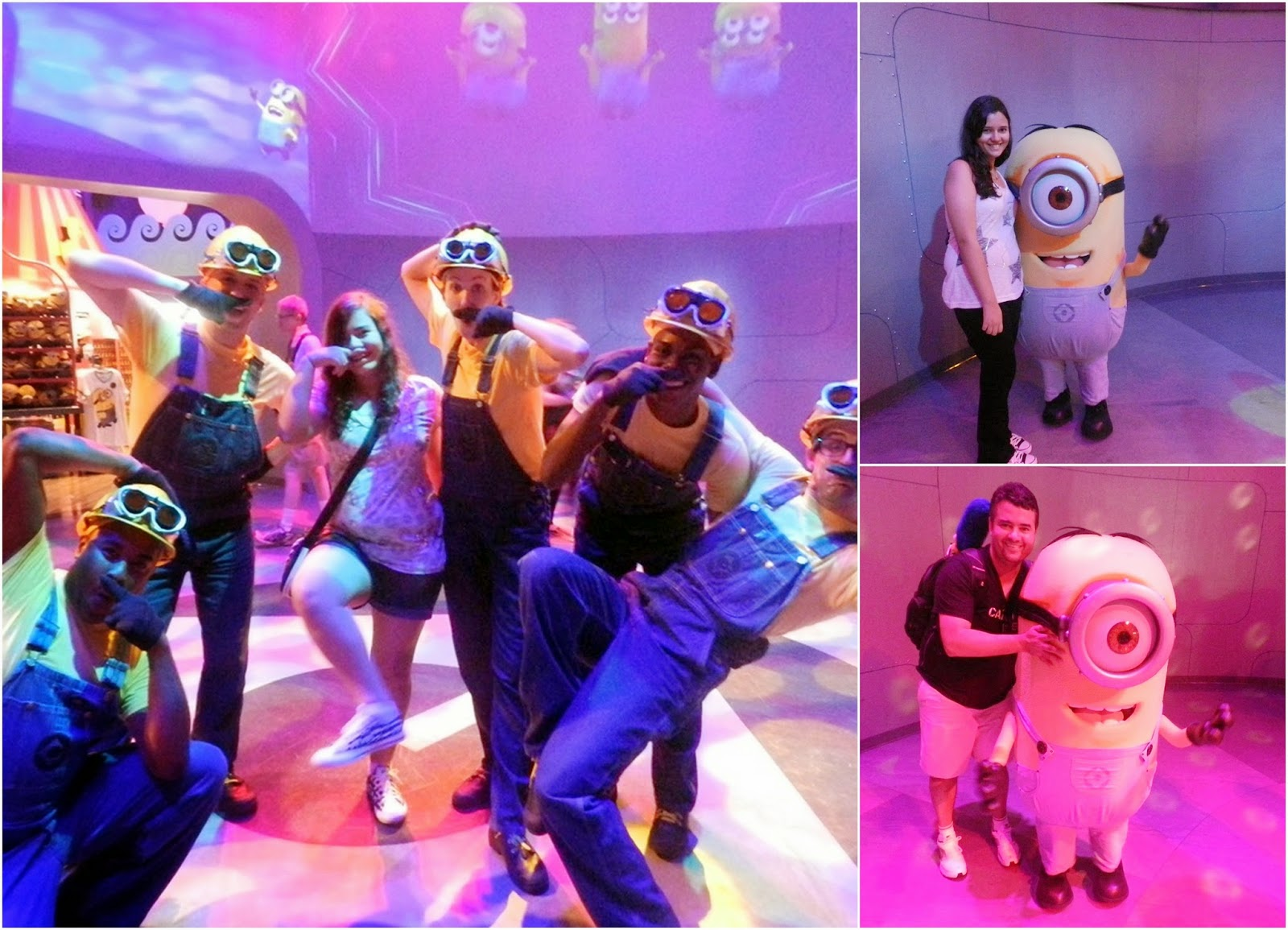 Universal Studios - Despicable me - Minions