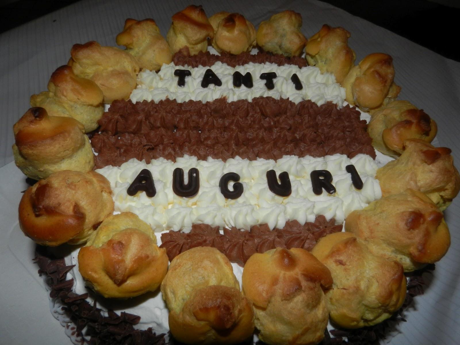 Le ricette di nonna celeste torta saint honor for Isola di saint honore caraibi