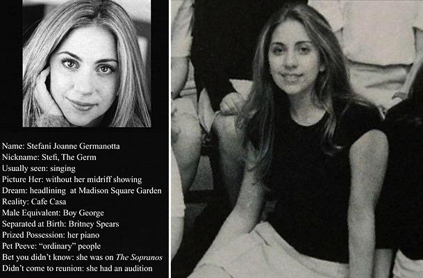 Lady GAGA IN SPACE: Gaga Bio