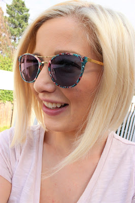 OOTD Multicolour Sunglasses
