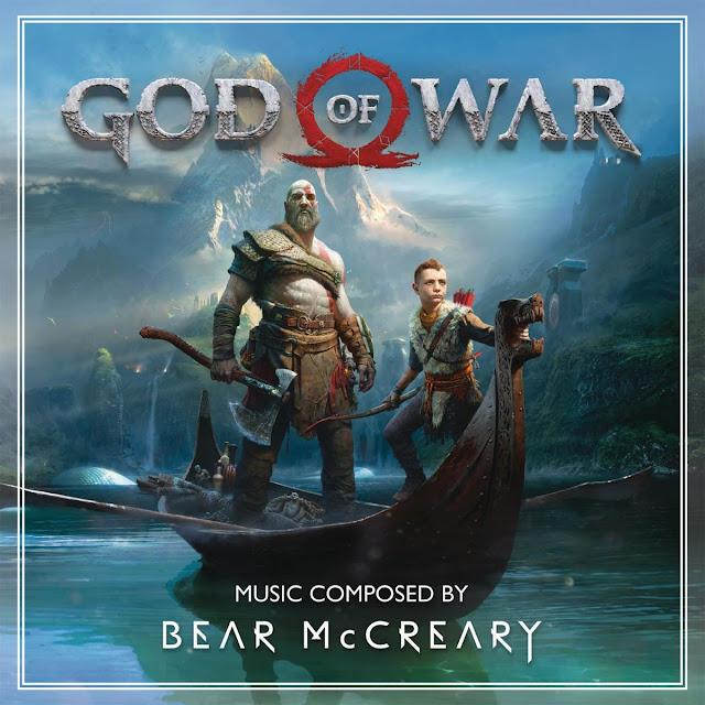 GOD OF WAR 2018 – SOUNDTRACK