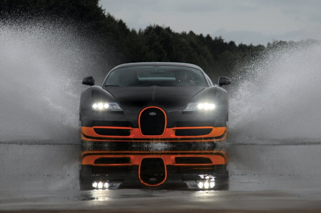 lincoln mega motors super esportivo bugatti veyron