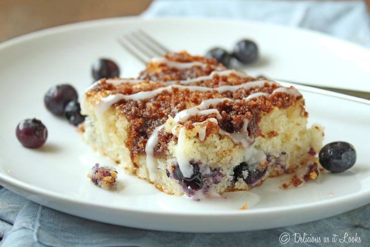 Gluten Free Buttermilk Coffee Cake Delicious As It Looks