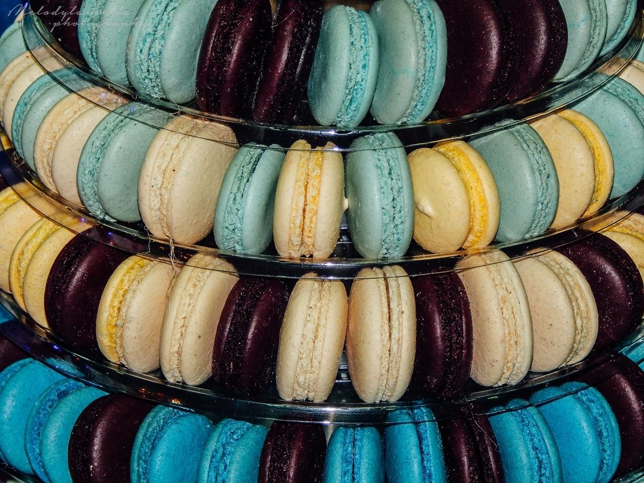 sucre francuskie makaroniki smakołyki słodkości święta Boże Narodzneie