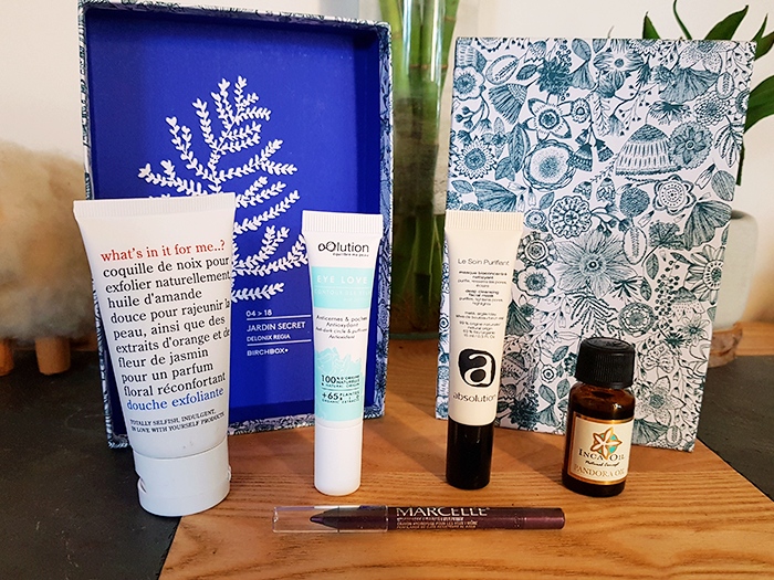 02 Combat des Box Birchbox My Little Bo Avril 2018 Blog Nimoise