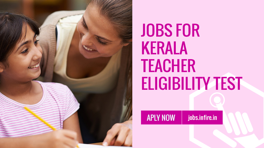 Jobs for Kerala Teacher Eligibility Test. Jobs in Thiruvananthapuram
