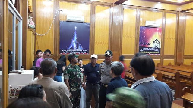 300 Tentara Amankan Natal dan Tahun Baru di Aceh Utara