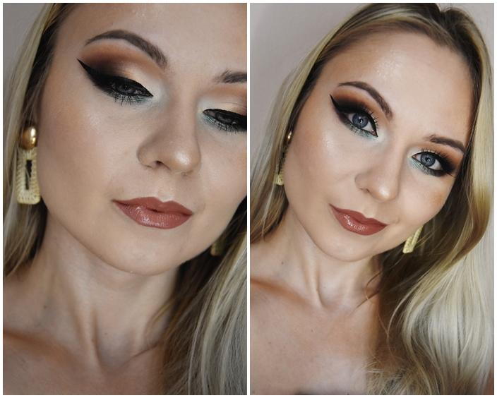 makijaż walentynkowy 2019