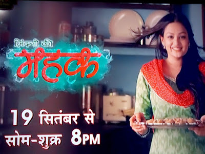Zindagi Ki Mehek TV Serial on Zee TV