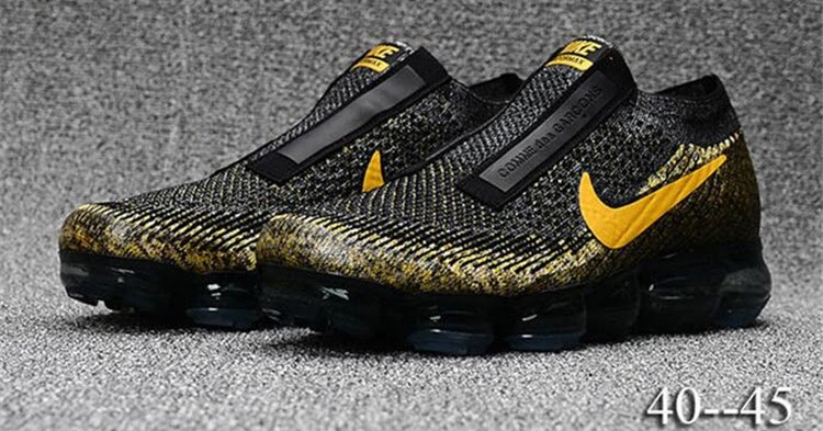 b570fdc5910 Nike Air VaporMax FK CDG Comme Des Garcons Running Shoes