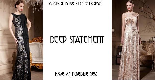 debs dresses ireland deep statement