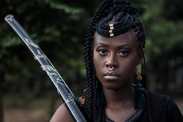Nois ta de olho - Com forte discurso preto feminista, Preta Ary lança clipe novo