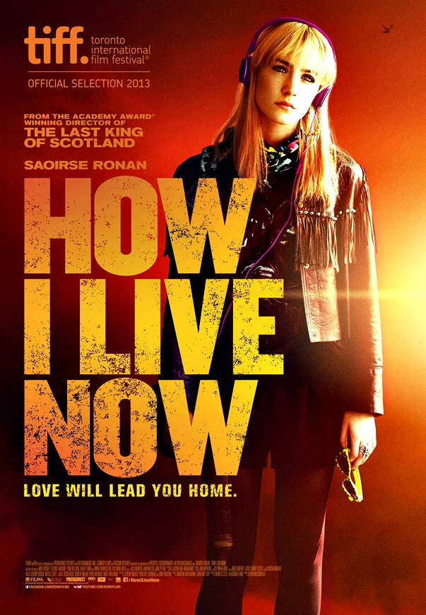 How I Live Now póster