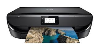 HP DeskJet Ink Advantage 5075 Printer