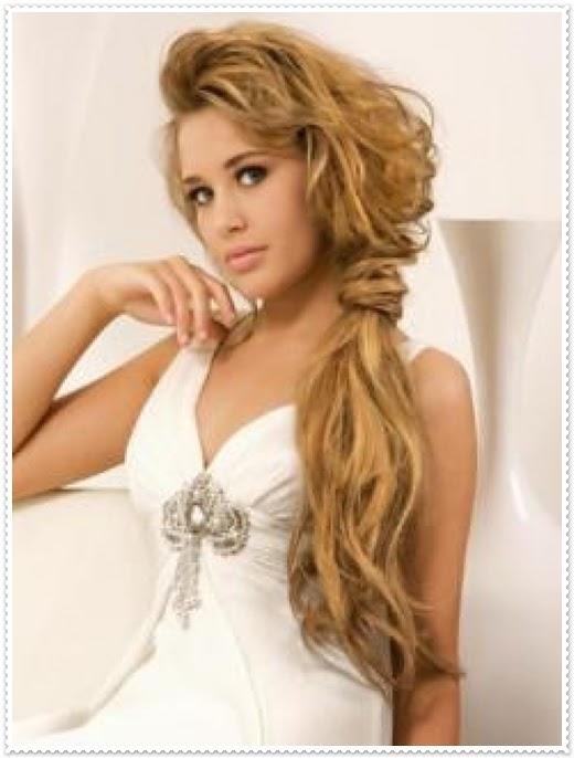 Welche Frisur Sollte Man Zu Einem Abendkleid Tragen