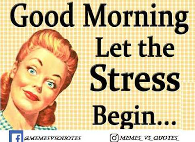 Stress Begin