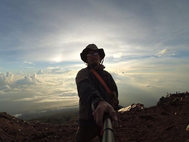 Anbusenja - Pendakian ke Gunung Slamet