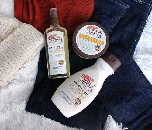 Palmer's Coconut Oil Formula Body Oil, Body Butter and Lotion