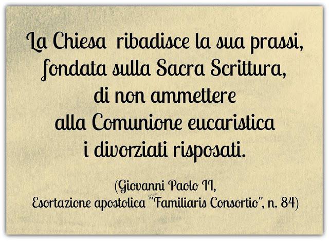 Frasi Amore Matrimonio Unione Giovanni Paolo Ii.Mil Messainlatino It Amoris Laetitia Prof Grygiel Amico E