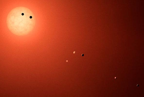 Estrela TRAPPIST-1