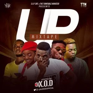 Music ::  Dj Mix: Dj X.O.D – UP MIX