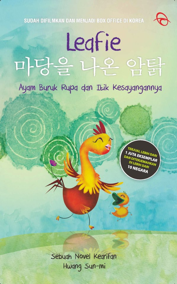 Buku Anak : Leafie Karya Hwang Sun-Mi