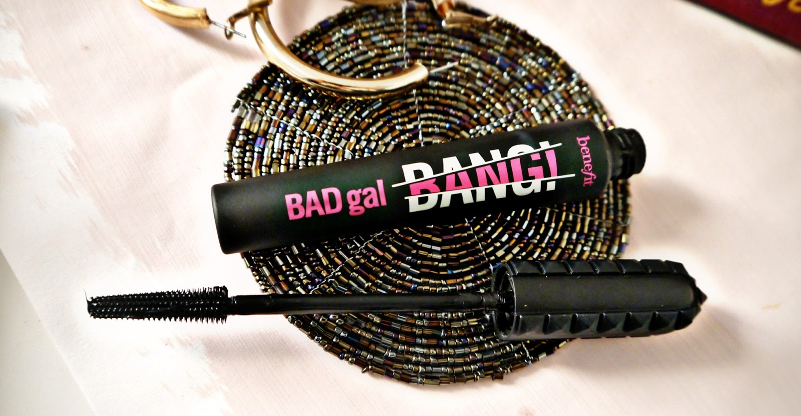 Benefit BADGAL BANG mascara vs L'Oreal Volume million lashes mascara