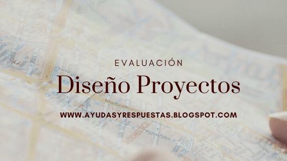 diseño proyectos
