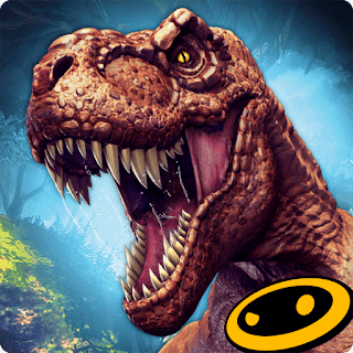 DINO HUNTER: DEADLY SHORES - VER. 3.0.2 Unlimited (Gold - Cash - Crystals - Energy) MOD APK
