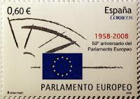 50 ANIVERSARIO DEL PARLAMENTO EUROPEO
