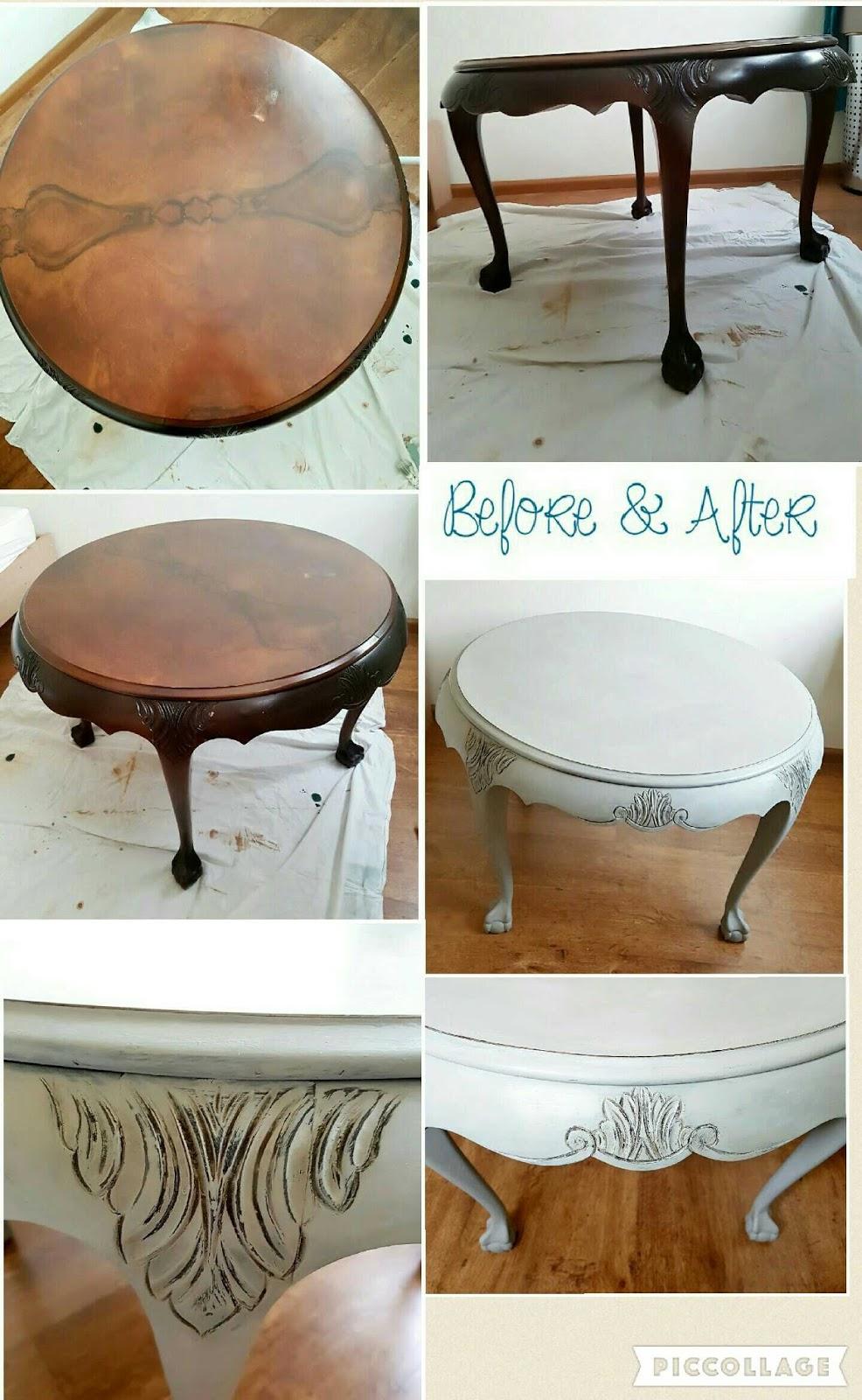Oude meubels opknappen diy craftology corner for Budget meubels