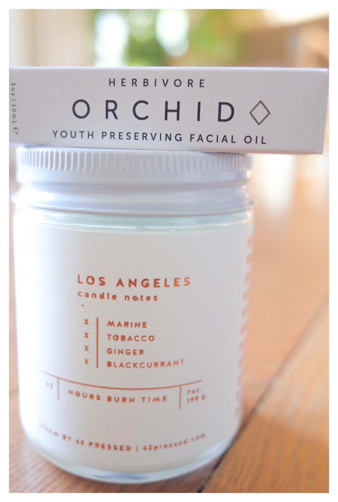 Herbivore Orchid youth preserving facial oil review, best facial oils