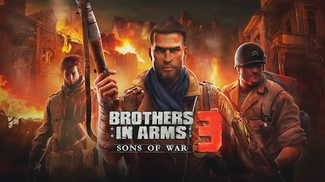 brothers in arms 3 mod apk game