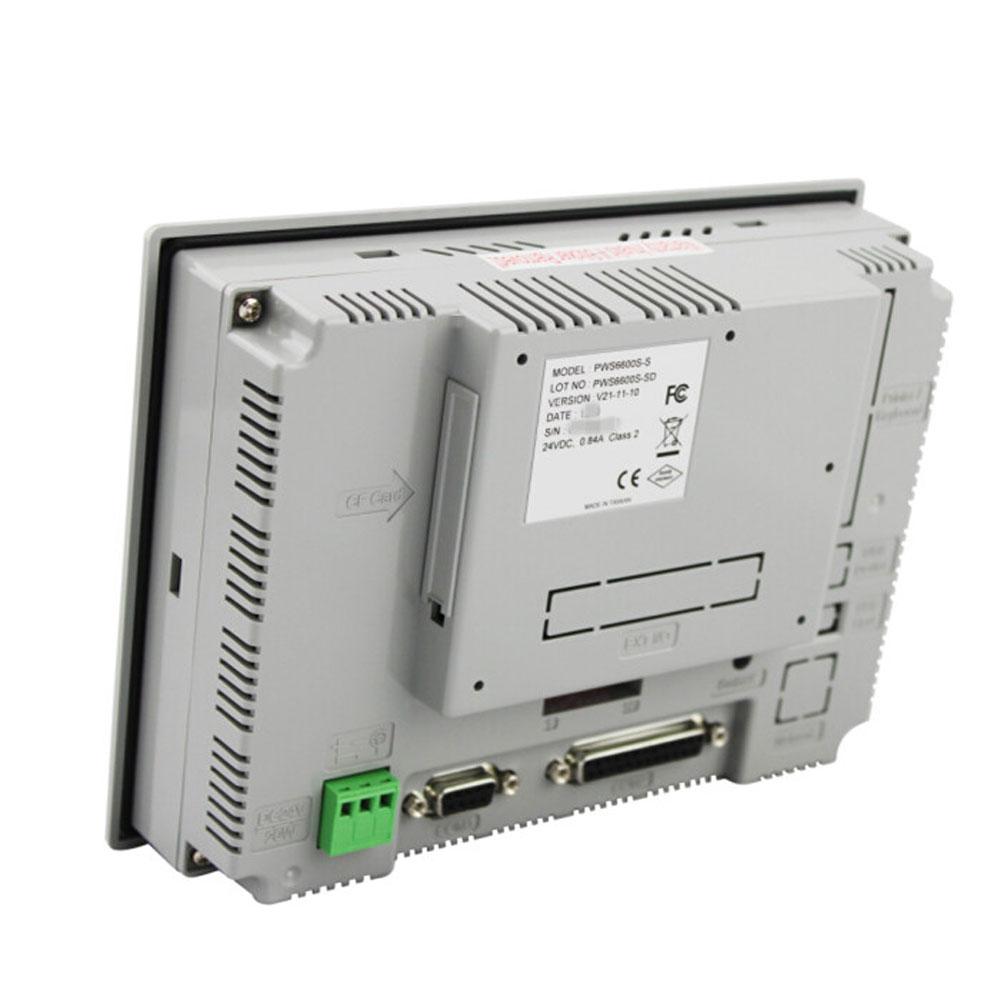 HITECH 5 7'' PWS5610T-S 320x240 Mono STD LCD Touch Screen