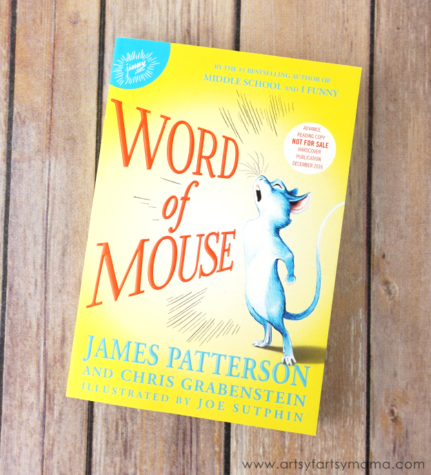 Word of Mouse book review and giveaway! #WordofMouse