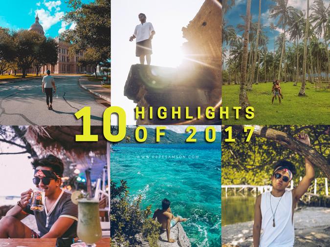 10 Highlights of 2017