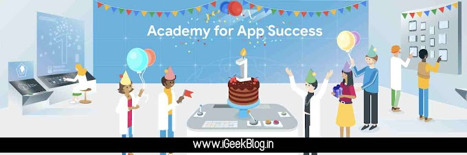 Google Play Academy For App Success Is Now 1 Year Old : Celebrating 1st Year Of Google Play 's Academy
