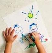 Tips Cara Mengajarkan Anak Belajar Menggambar Dan Mewarnai Di Usia