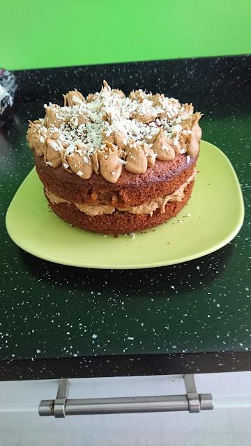 Home made Coffee Cake