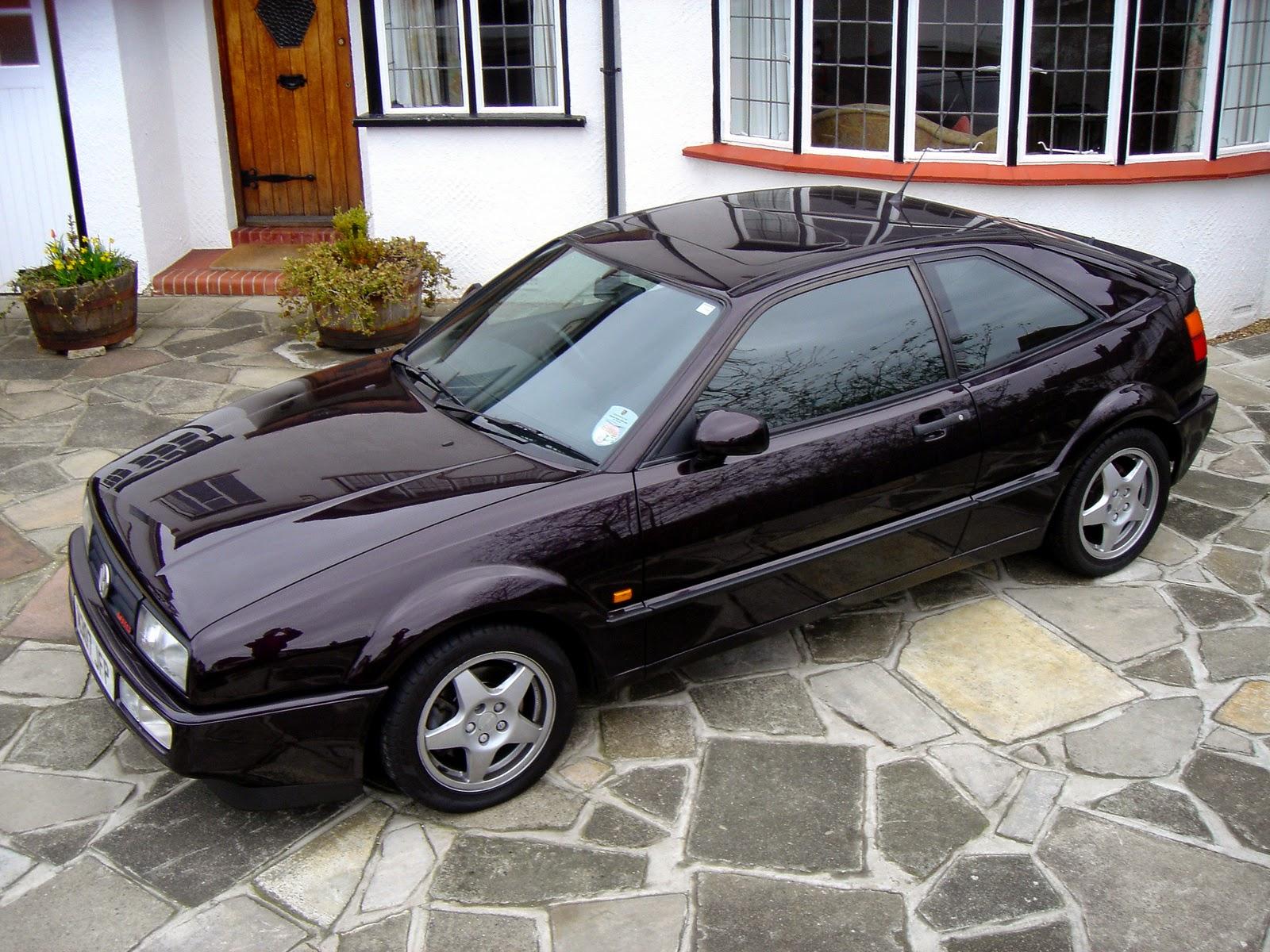 1994 VW Corrado Owners Manual