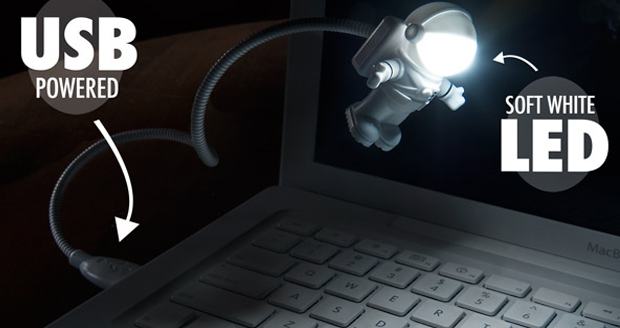 Spaceman USB Light