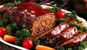 how to prepare easy meatloaf recipe