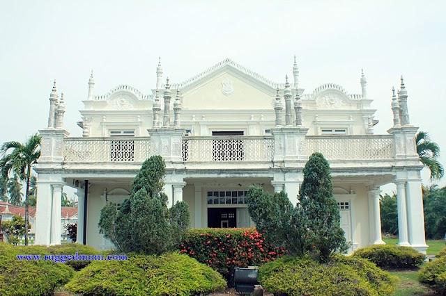 Discover Selangor | Istana Sultan Alaeddin @ Istana Bandar, Jugra